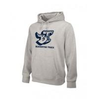 Beaverton Track 30: Adult-Size - Nike Team Club Fleece Training Hoodie (Unisex) - Gray