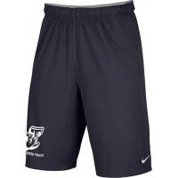 Beaverton Track 40: Adult-Size - Nike Team Fly Athletic Shorts - Anthracite